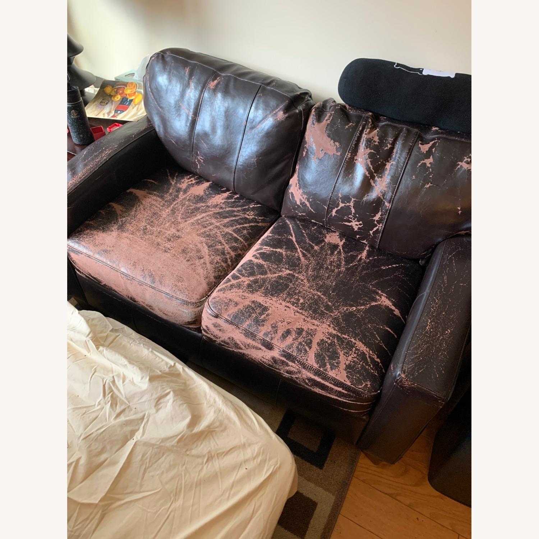 Jennifer Convertible 2 Seater Sofa - image-1