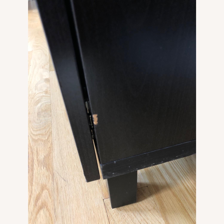 IKEA SINDVIK Dark Brown Media Console - image-5