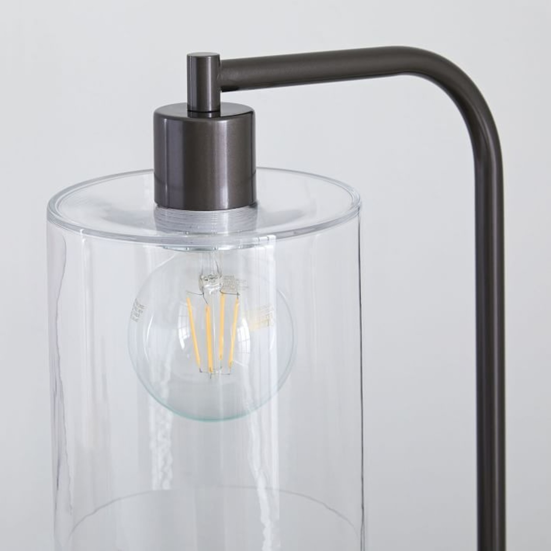 West Elm Lens USB Table Lamp - image-1