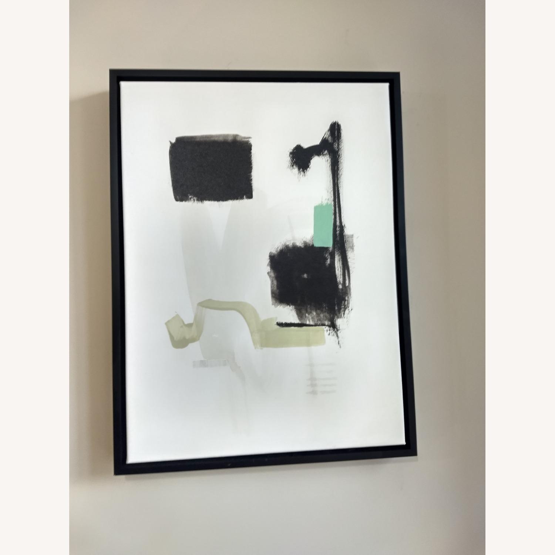 West Elm Minted Minimalist Canvas - image-1