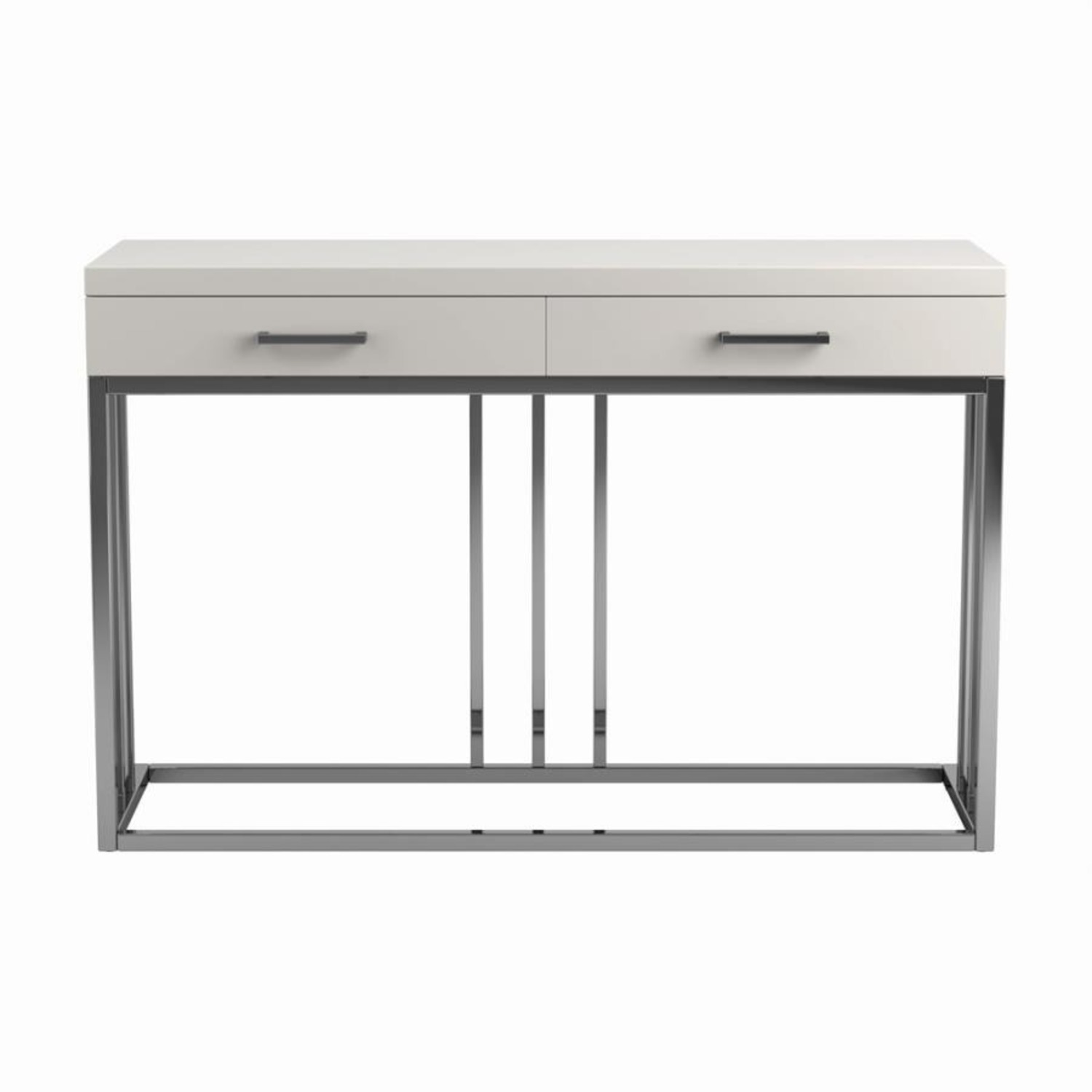 Sofa Table In Modern Linear Design - image-2