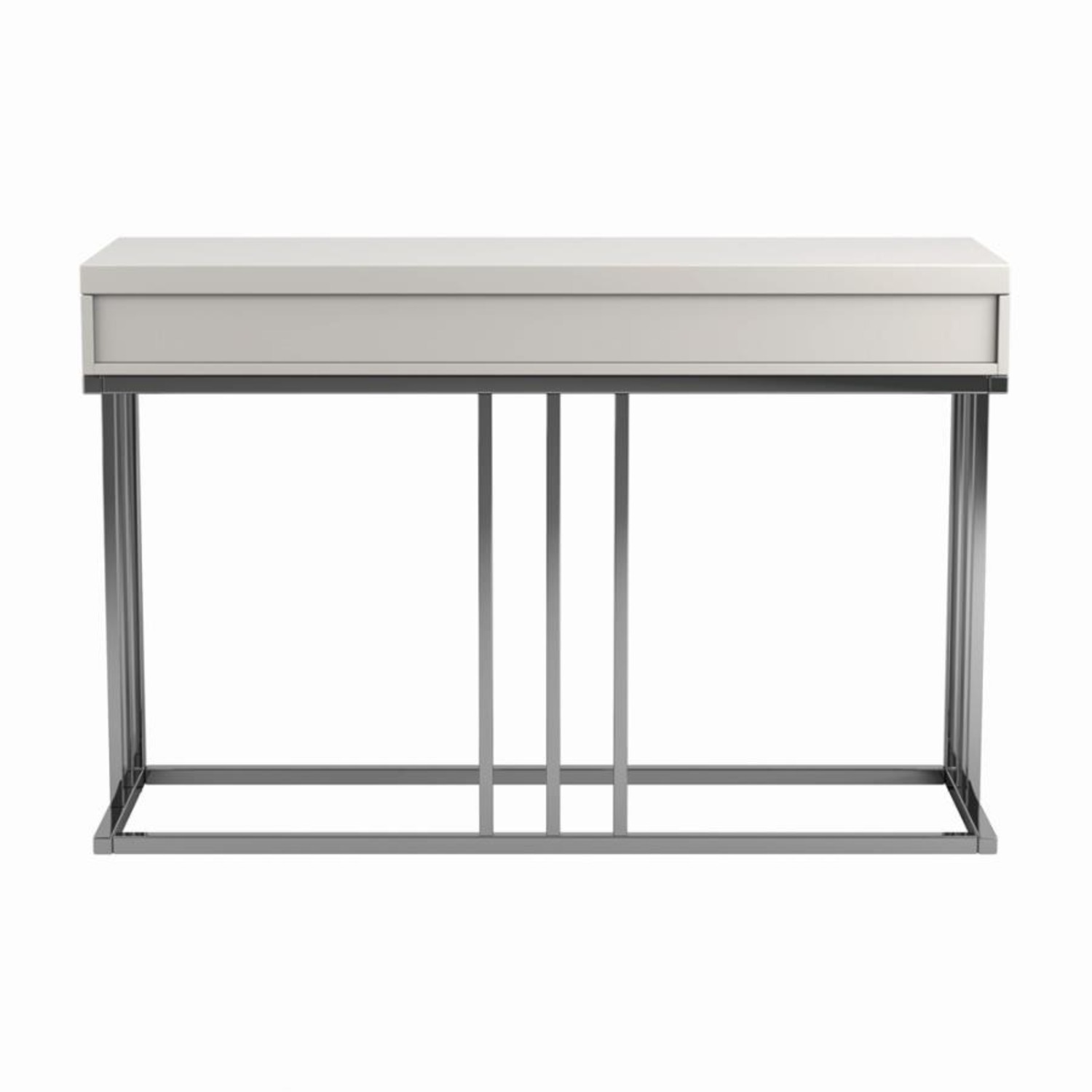 Sofa Table In Modern Linear Design - image-3