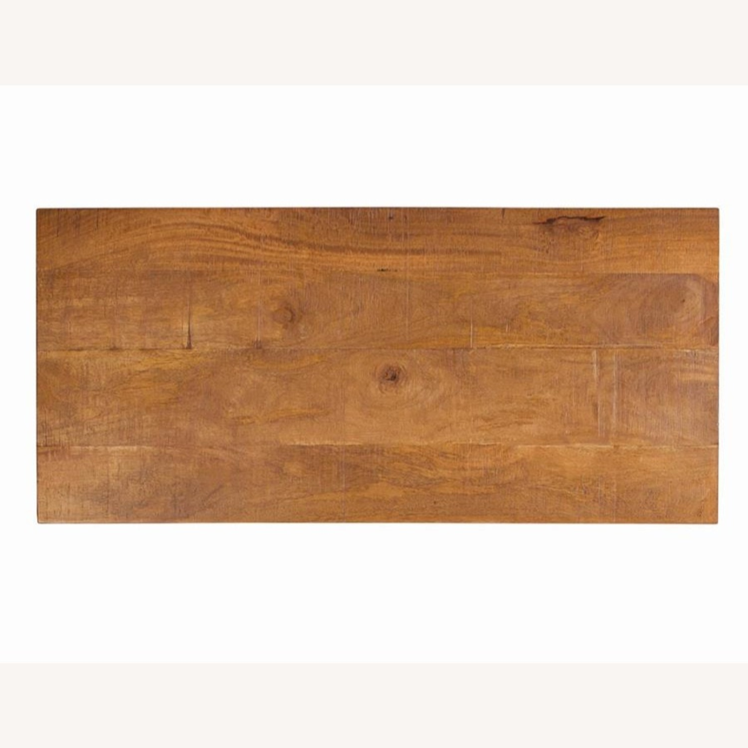 Coffee Table In Natural Brown Finish - image-3