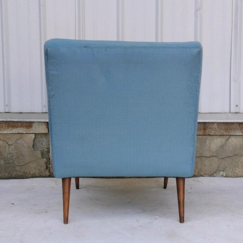 Mid-Century Slipper Chair - image-4