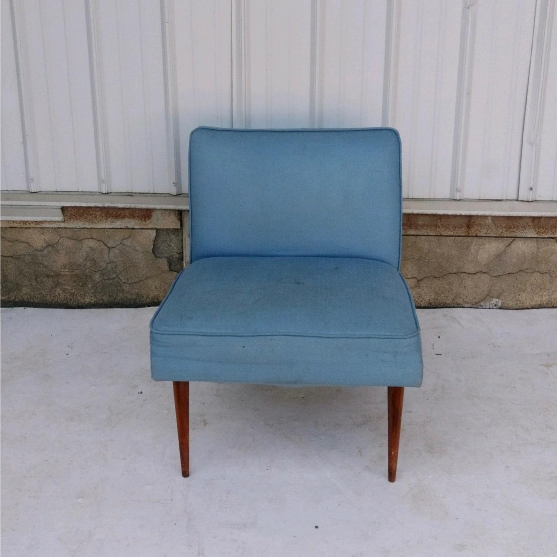 Mid-Century Slipper Chair - image-5