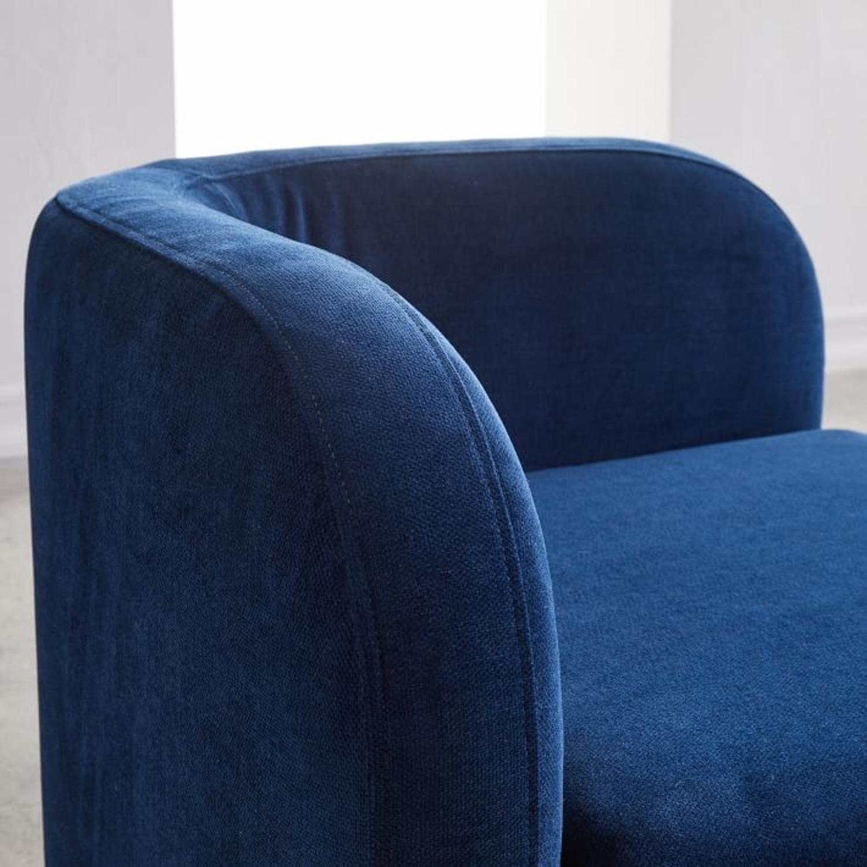 West Elm Roar + Rabbit Tete-a-Tete Chair - image-2