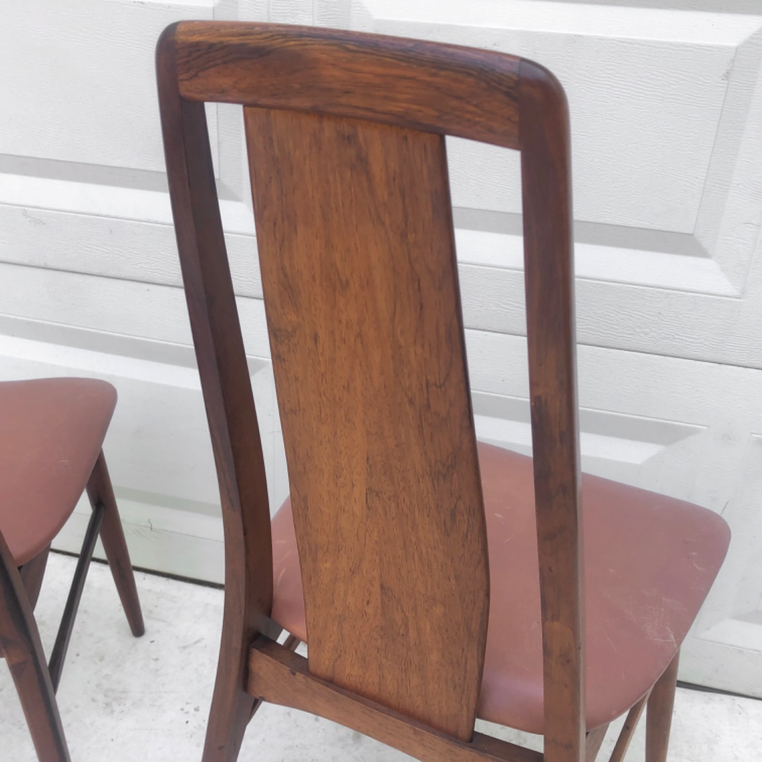 Mid-Century Rosewood Dining Chairs- Set of Six - image-20