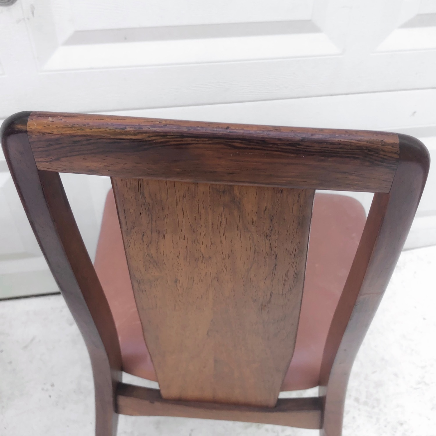 Mid-Century Rosewood Dining Chairs- Set of Six - image-18