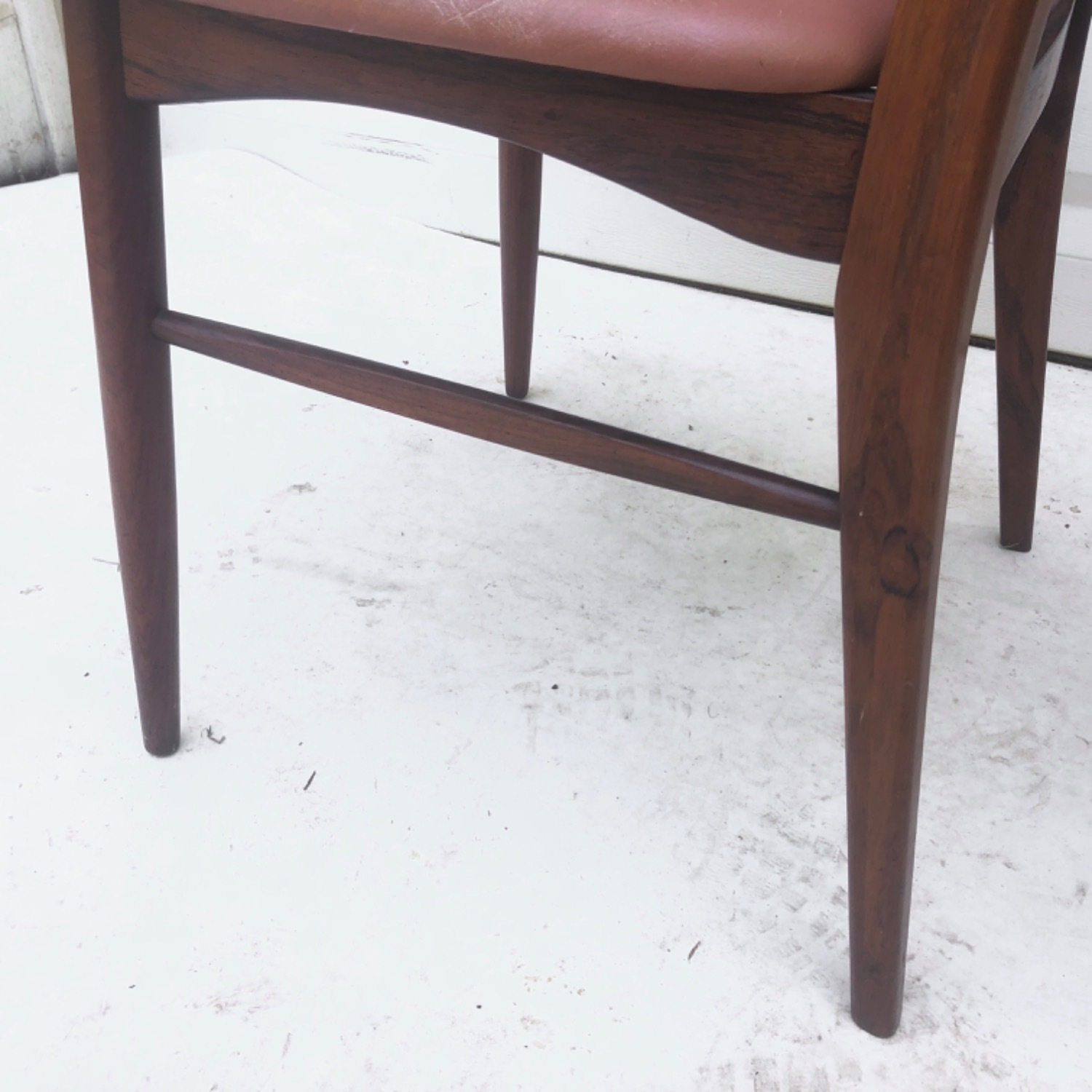 Mid-Century Rosewood Dining Chairs- Set of Six - image-14