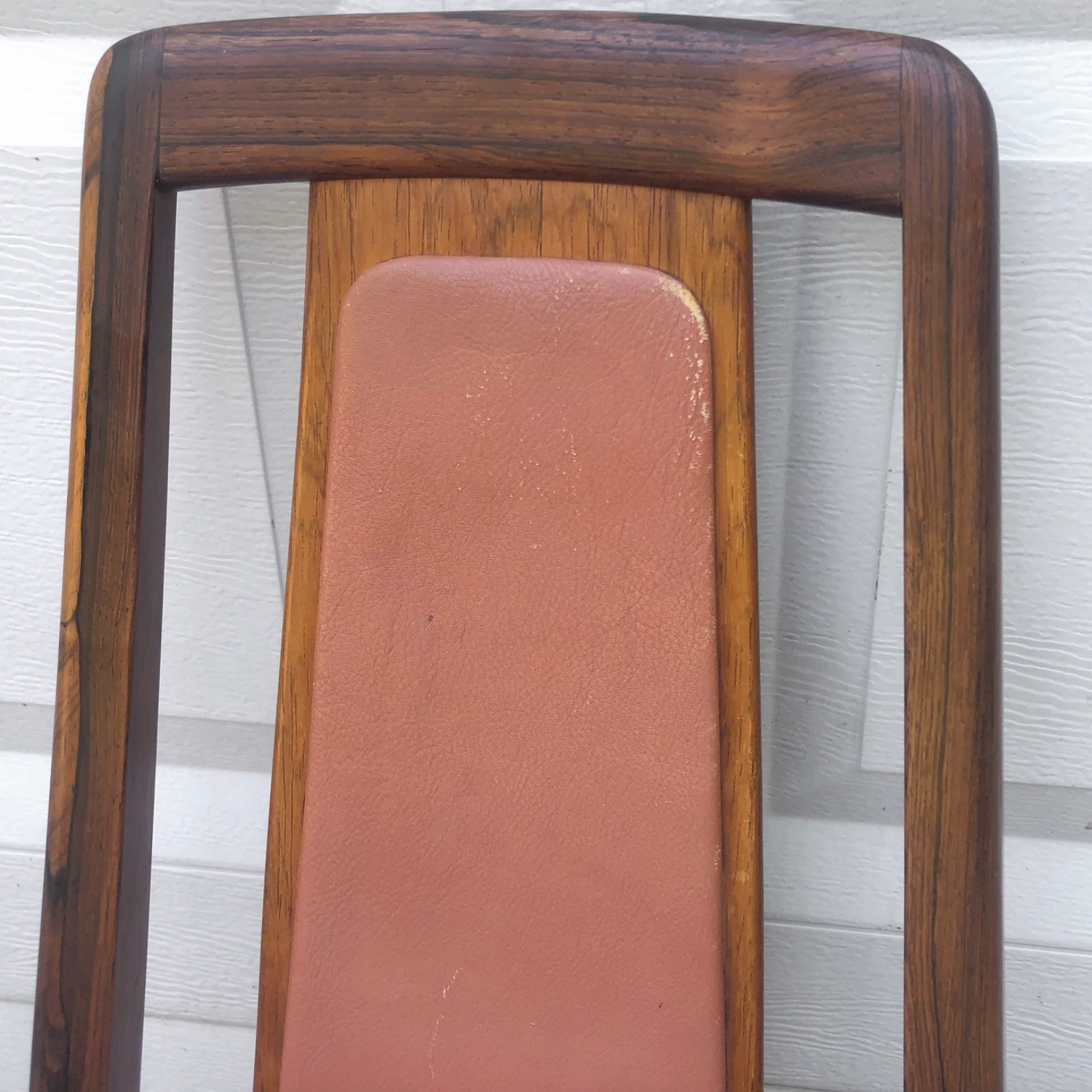 Mid-Century Rosewood Dining Chairs- Set of Six - image-6
