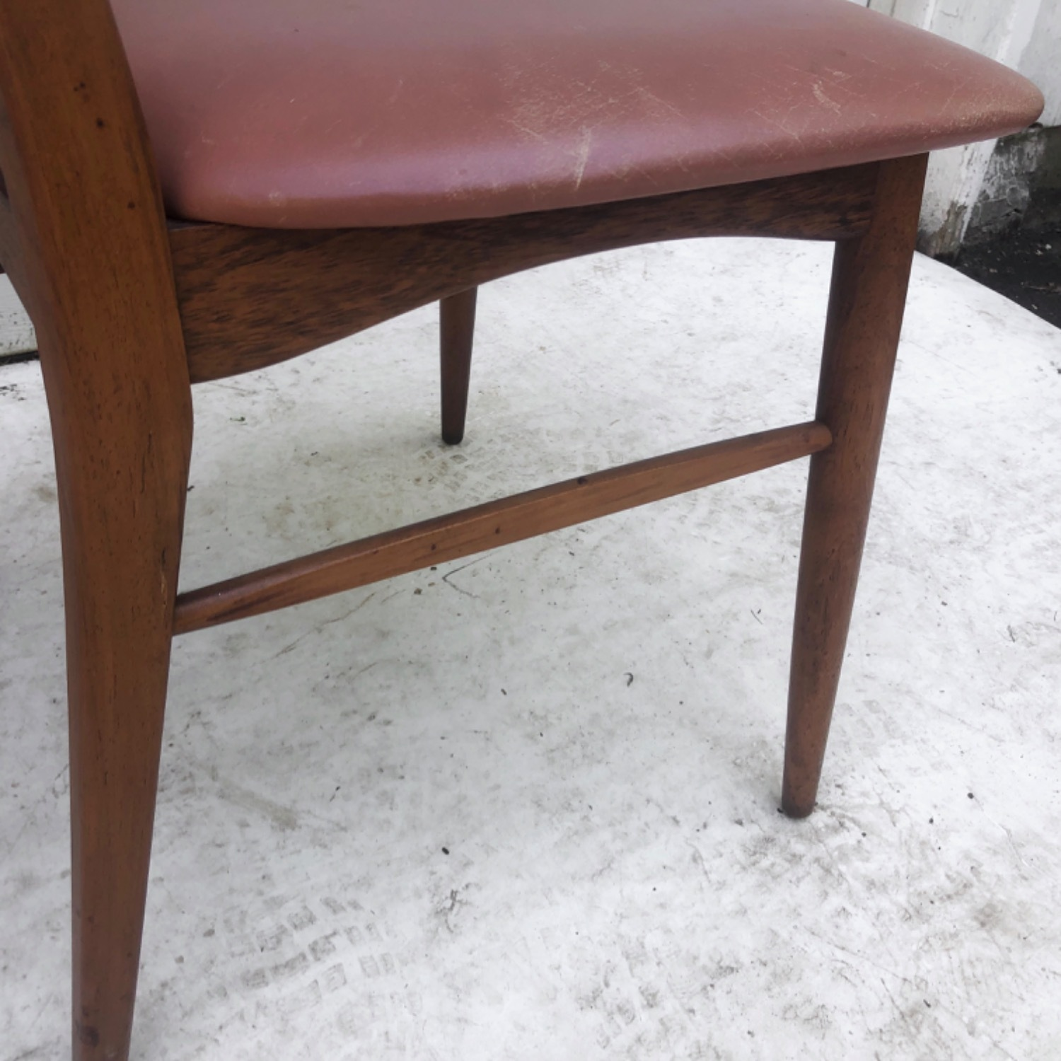 Mid-Century Rosewood Dining Chairs- Set of Six - image-13