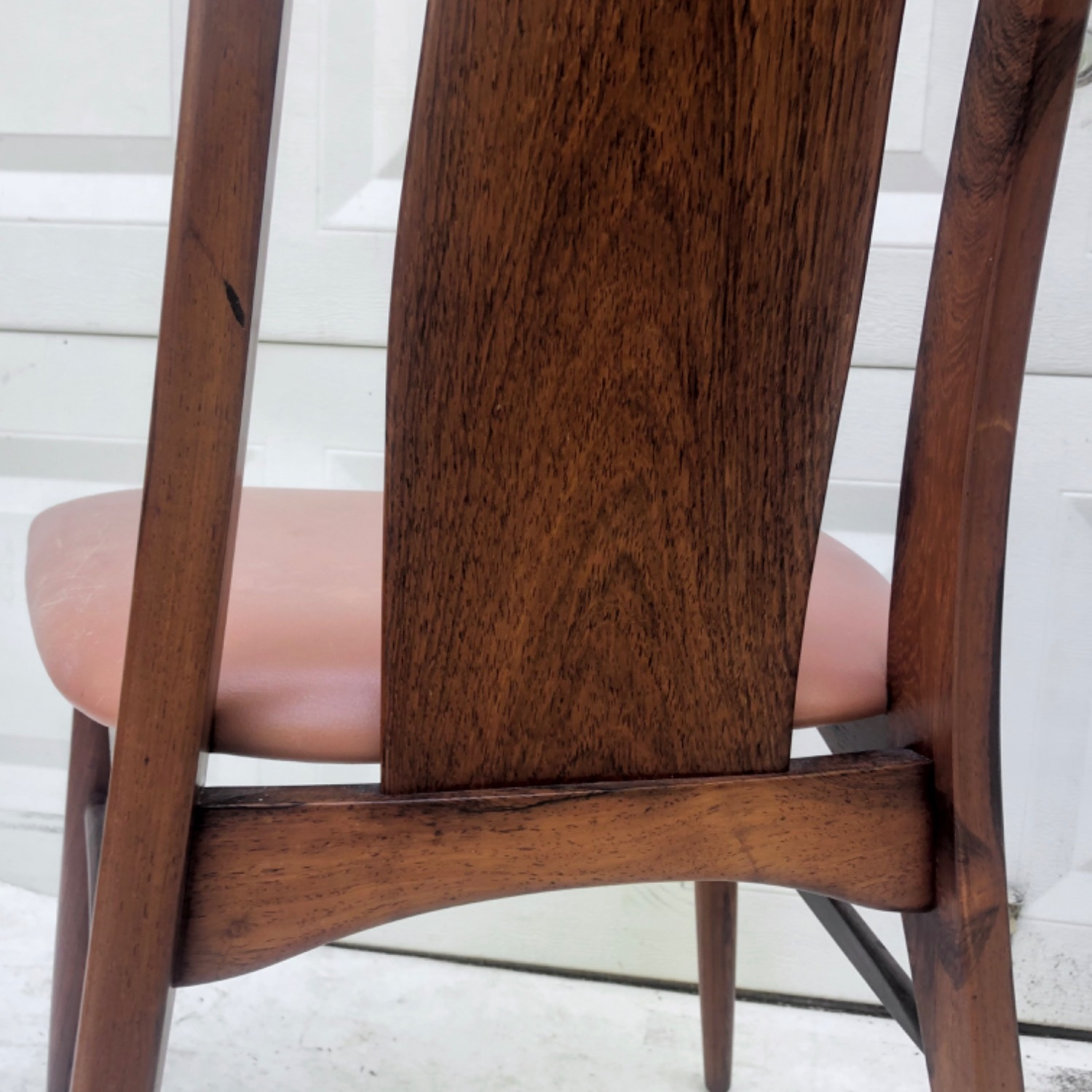 Mid-Century Rosewood Dining Chairs- Set of Six - image-15