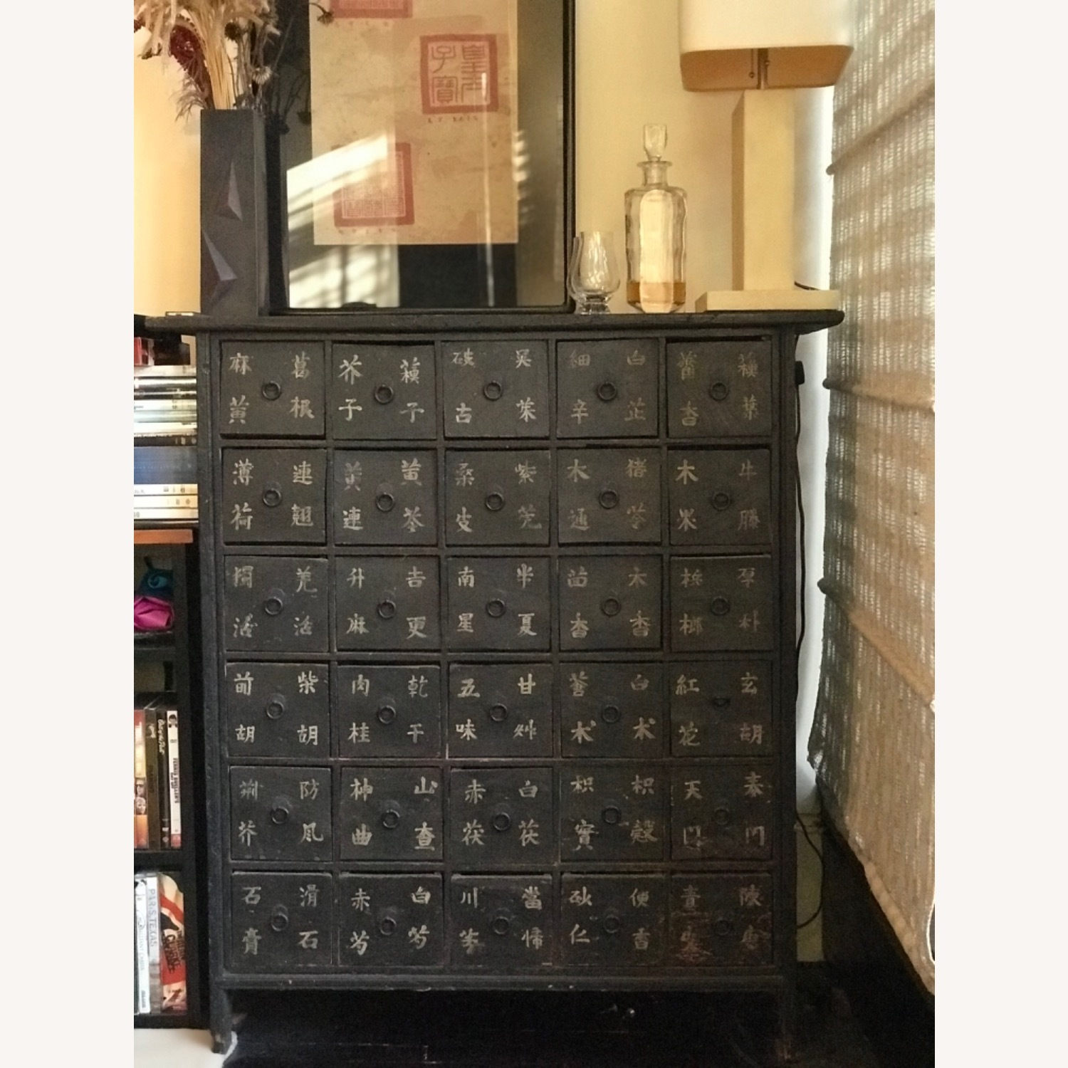 Chinese Antique Apothecary - image-4