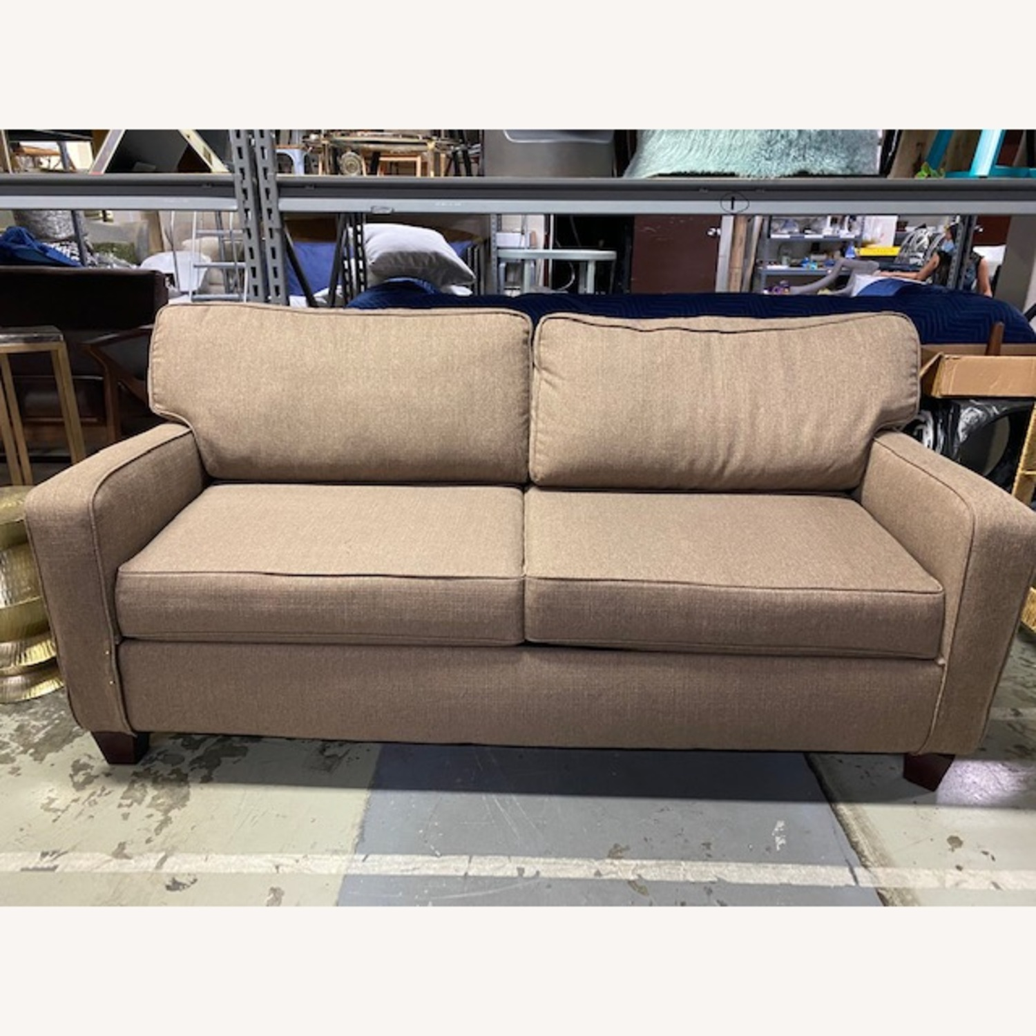 Albany Industries Sofa - image-0