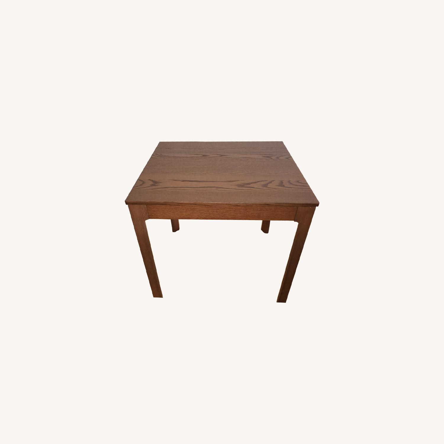 IKEA Ekedalen Extendable Table and Chairs - image-0