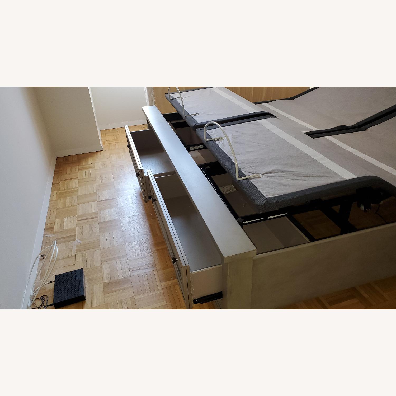 Ashley Furniture King Size Adjustable Base - image-2