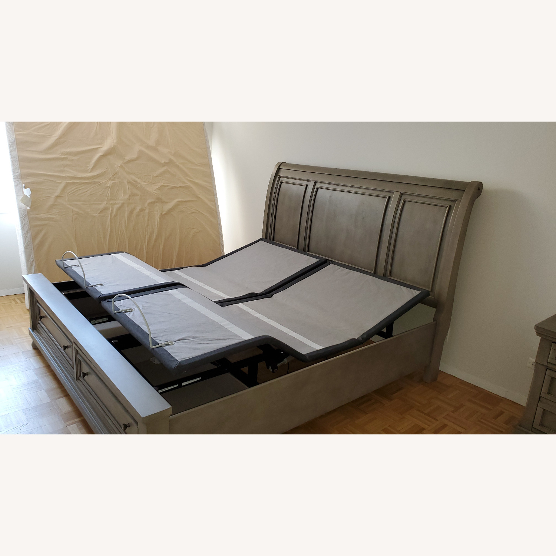 Ashley Furniture King Size Adjustable Base - image-0