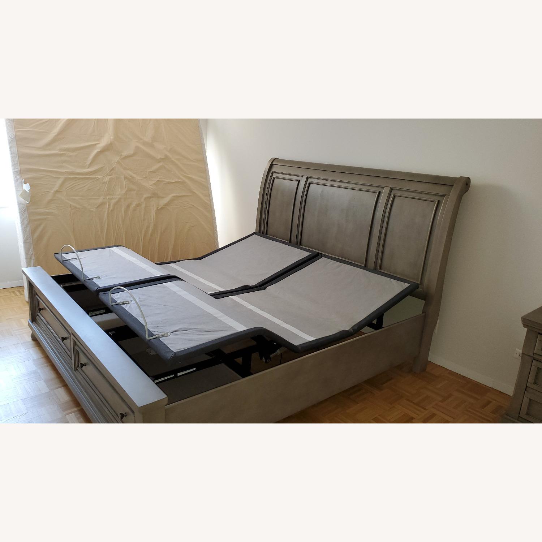 Ashley Furniture King Size Adjustable Base - image-1