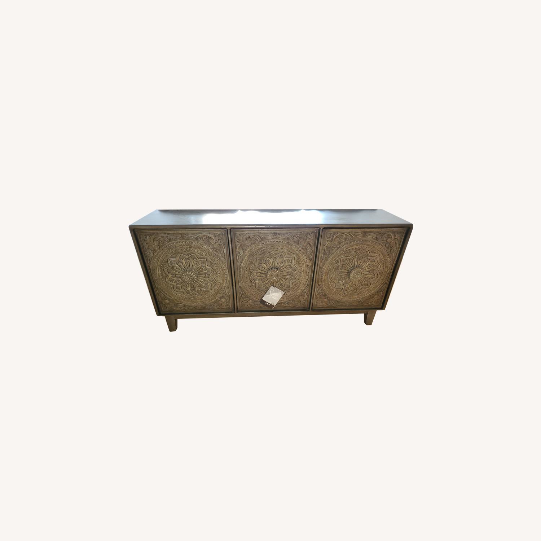 Ashley Furniture Fair Ridge Accent Cabinet - image-0
