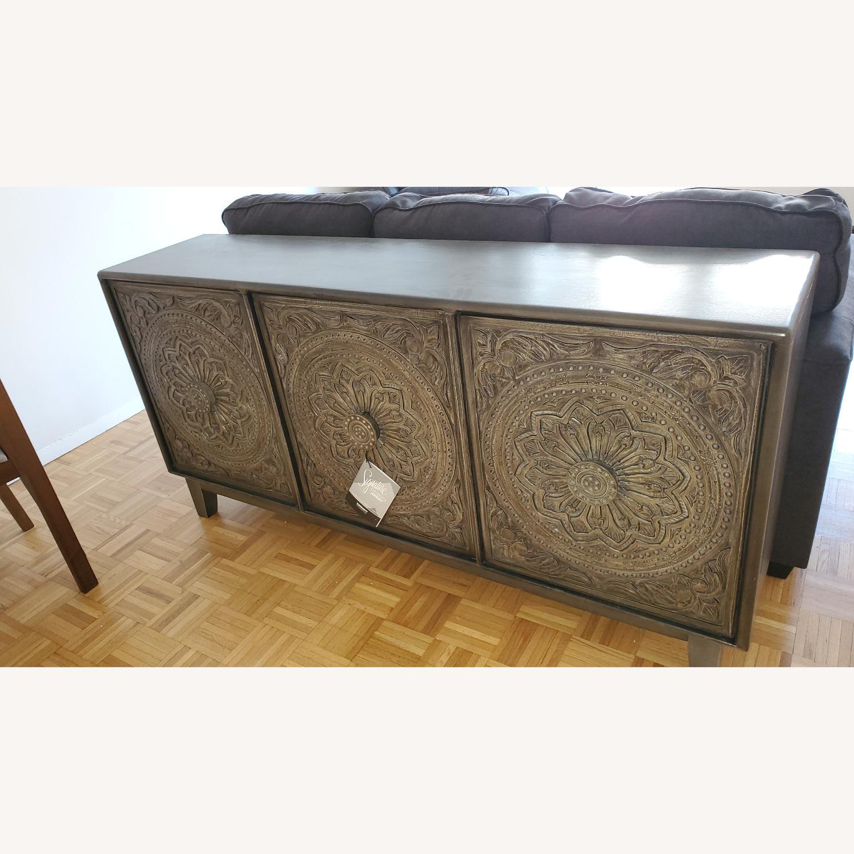 Ashley Furniture Fair Ridge Accent Cabinet - image-1