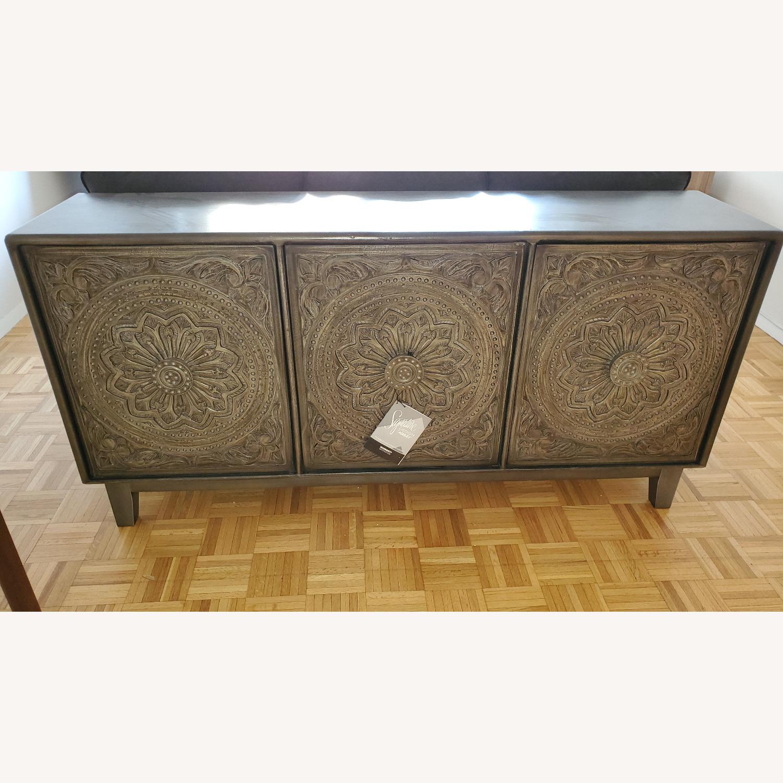 Ashley Furniture Fair Ridge Accent Cabinet - image-2