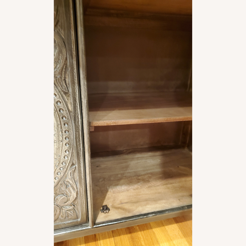 Ashley Furniture Fair Ridge Accent Cabinet - image-5