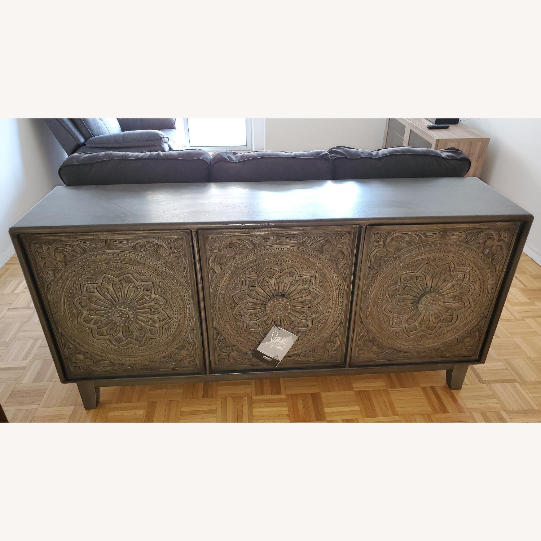 Ashley Furniture Fair Ridge Accent Cabinet - image-3