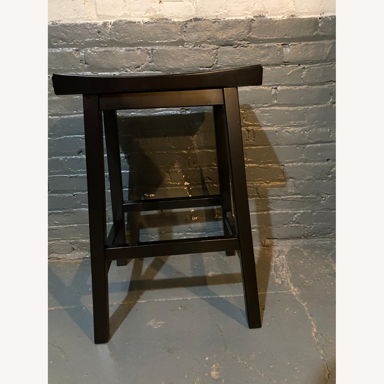 Pottery Barn Stools - image-1