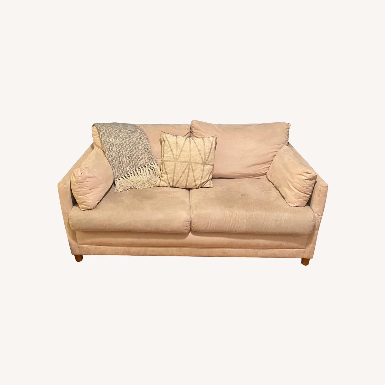 Jennifer Convertibles Full Size Sofa Bed/Loveseat - image-0