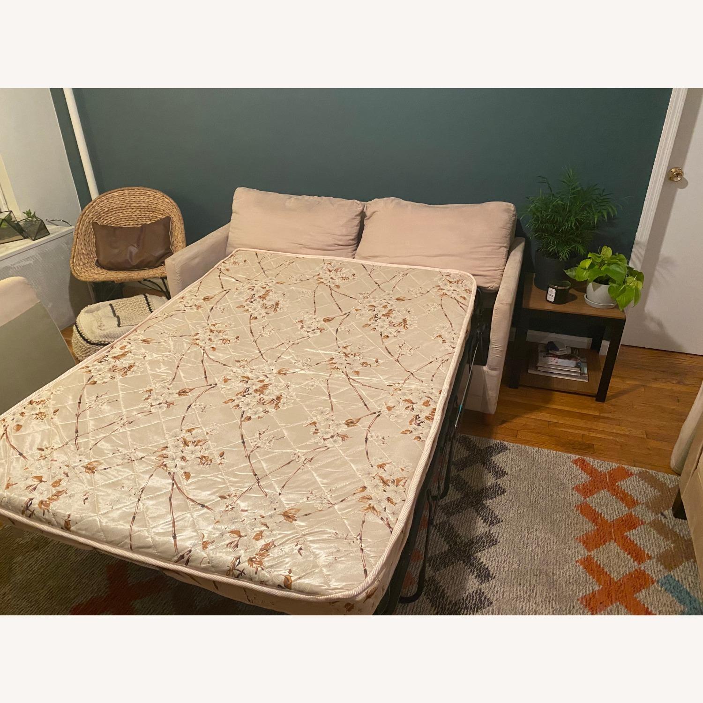 Jennifer Convertibles Full Size Sofa Bed/Loveseat - image-9