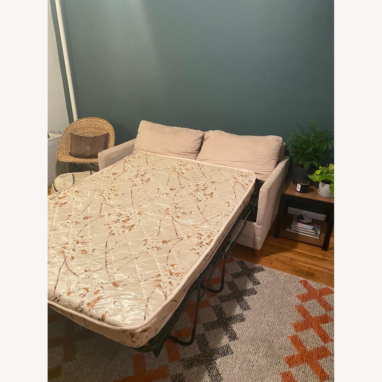 Jennifer Convertibles Full Size Sofa Bed/Loveseat - image-7