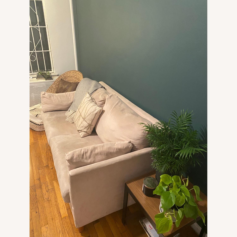 Jennifer Convertibles Full Size Sofa Bed/Loveseat - image-3