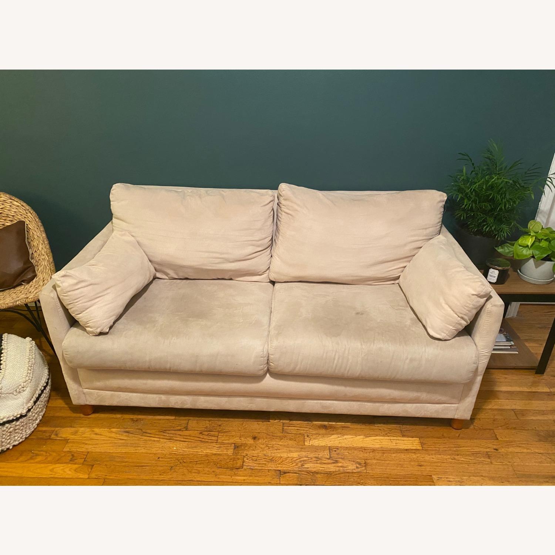 Jennifer Convertibles Full Size Sofa Bed/Loveseat - image-5