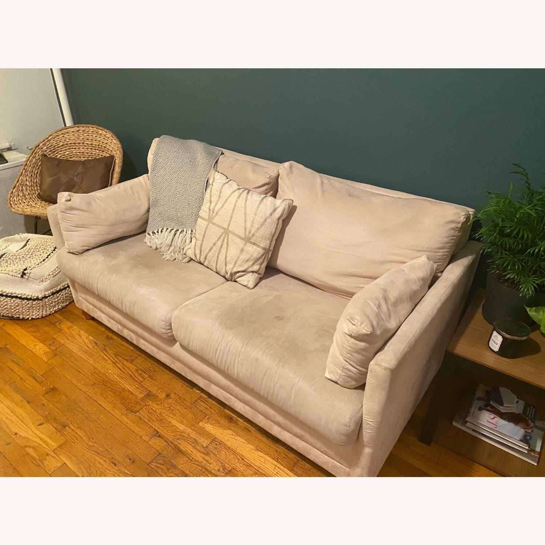Jennifer Convertibles Full Size Sofa Bed/Loveseat - image-1