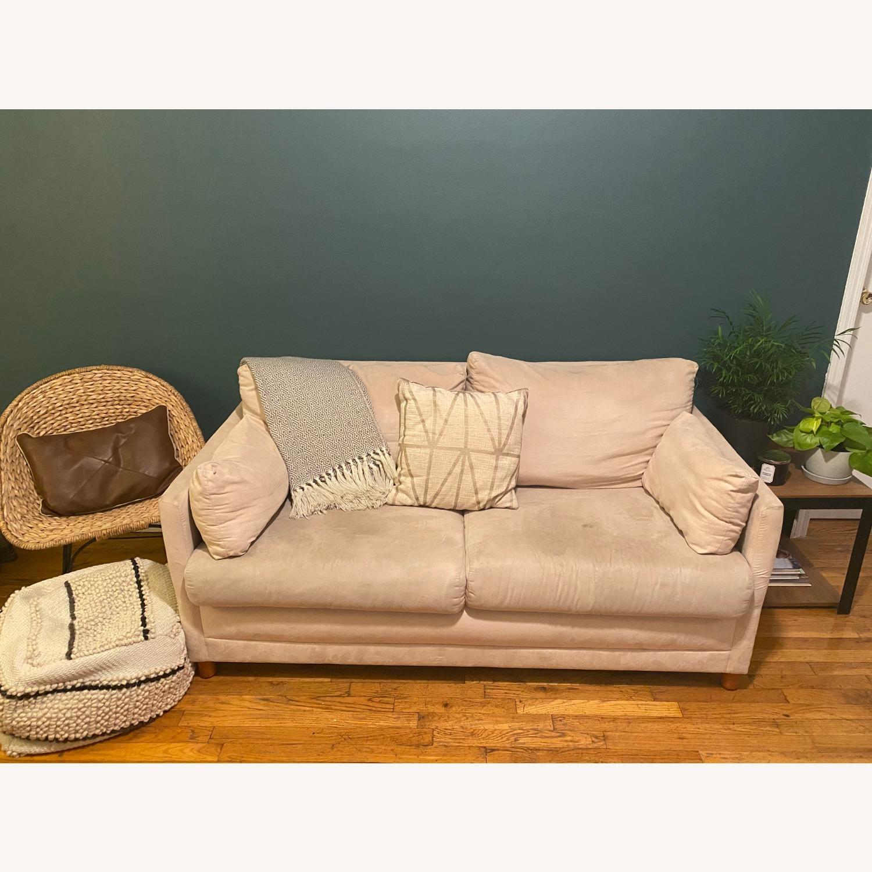 Jennifer Convertibles Full Size Sofa Bed/Loveseat - image-10