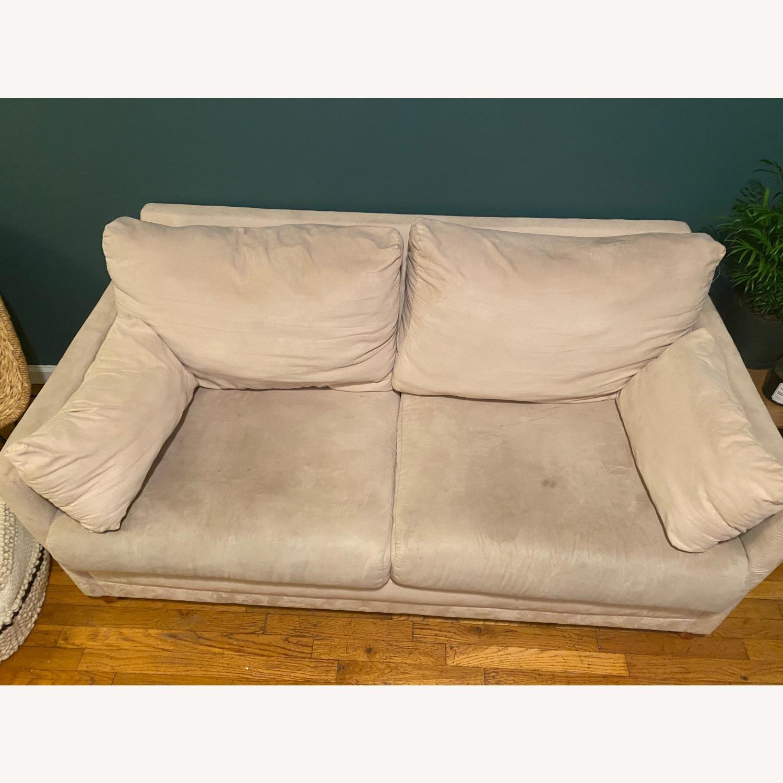 Jennifer Convertibles Full Size Sofa Bed/Loveseat - image-6
