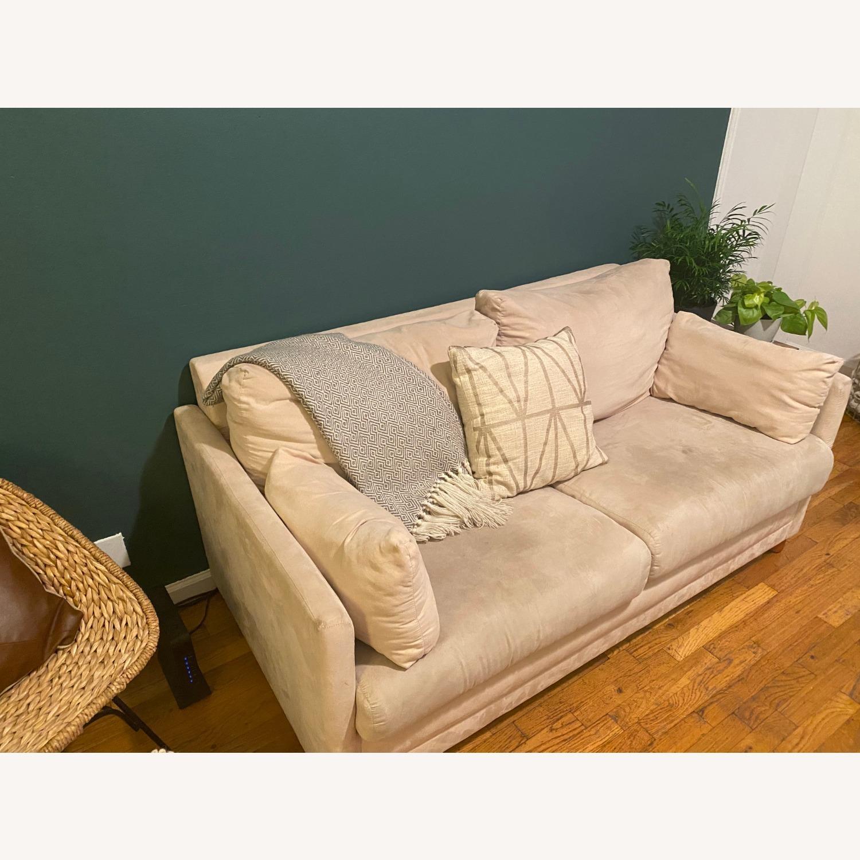 Jennifer Convertibles Full Size Sofa Bed/Loveseat - image-2