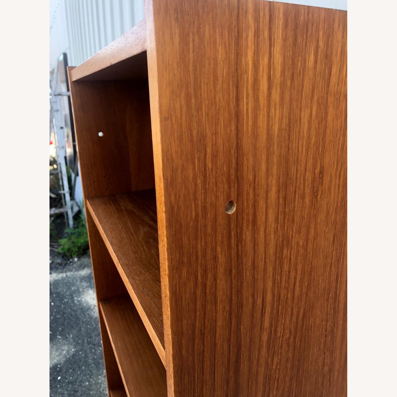 Scandinavian Modern Teak Shelving with Cabinets - image-17
