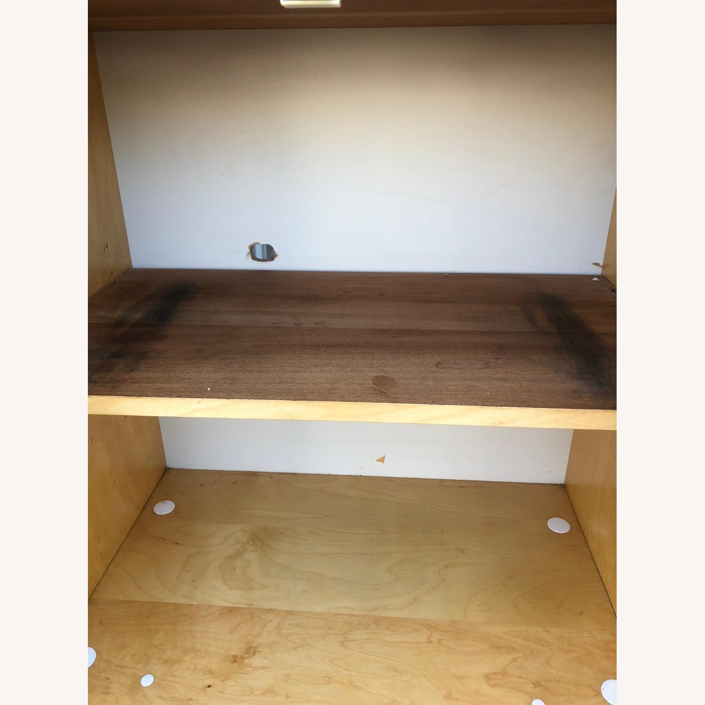 Scandinavian Modern Teak Shelving with Cabinets - image-13