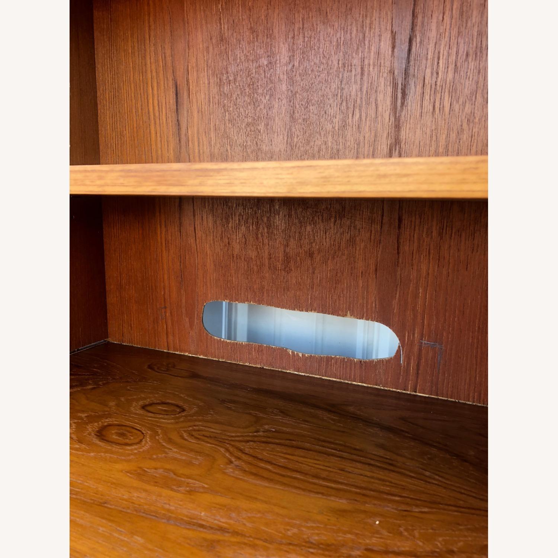 Scandinavian Modern Teak Shelving with Cabinets - image-6