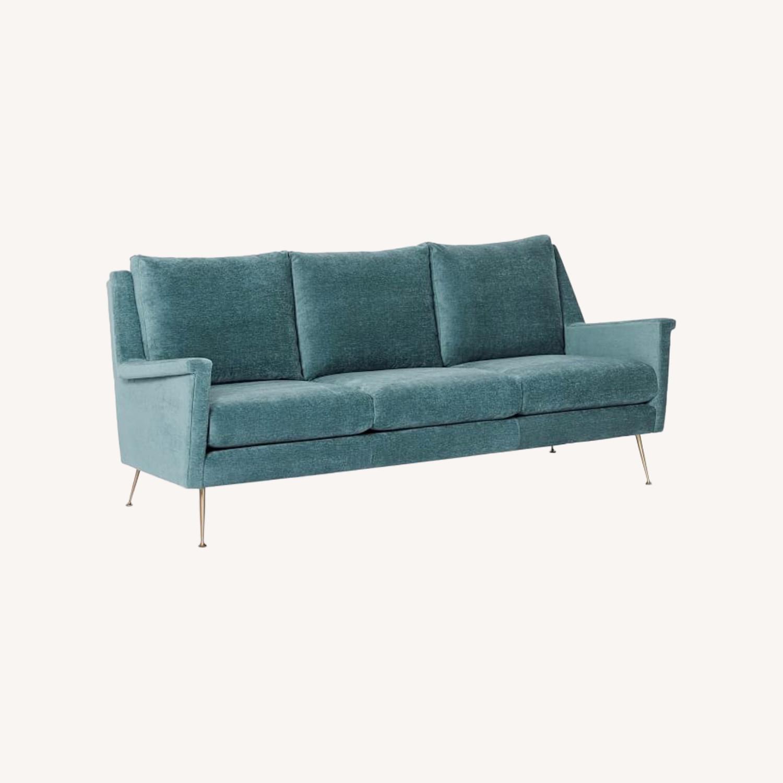 West Elm Carlo Mid-Century Sofa - image-0