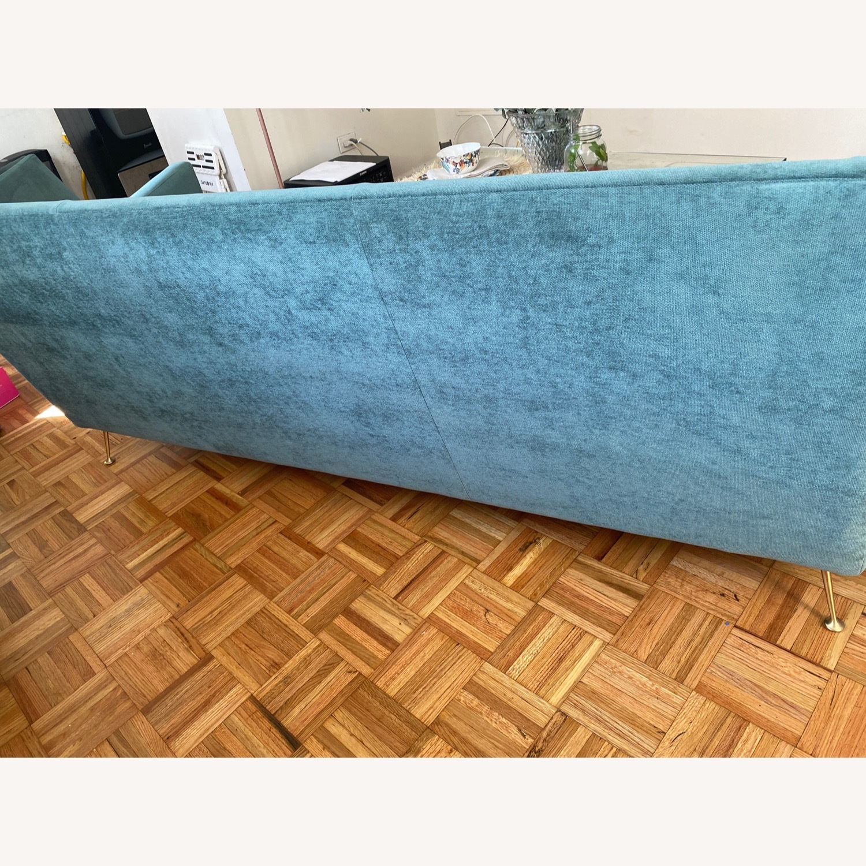 West Elm Carlo Mid-Century Sofa - image-5