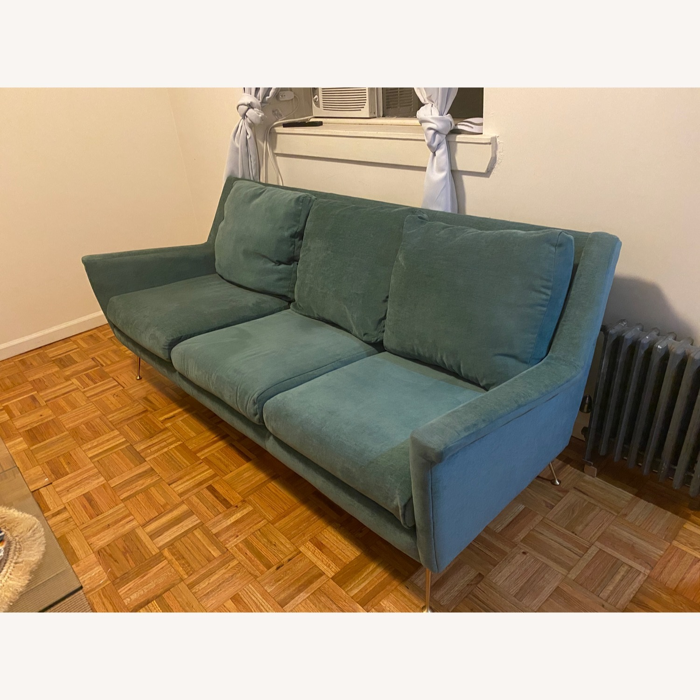 West Elm Carlo Mid-Century Sofa - image-3
