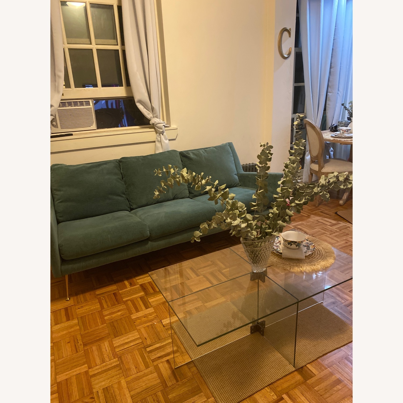 West Elm Carlo Mid-Century Sofa - image-1