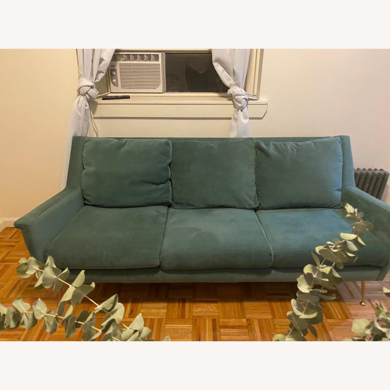 West Elm Carlo Mid-Century Sofa - image-2