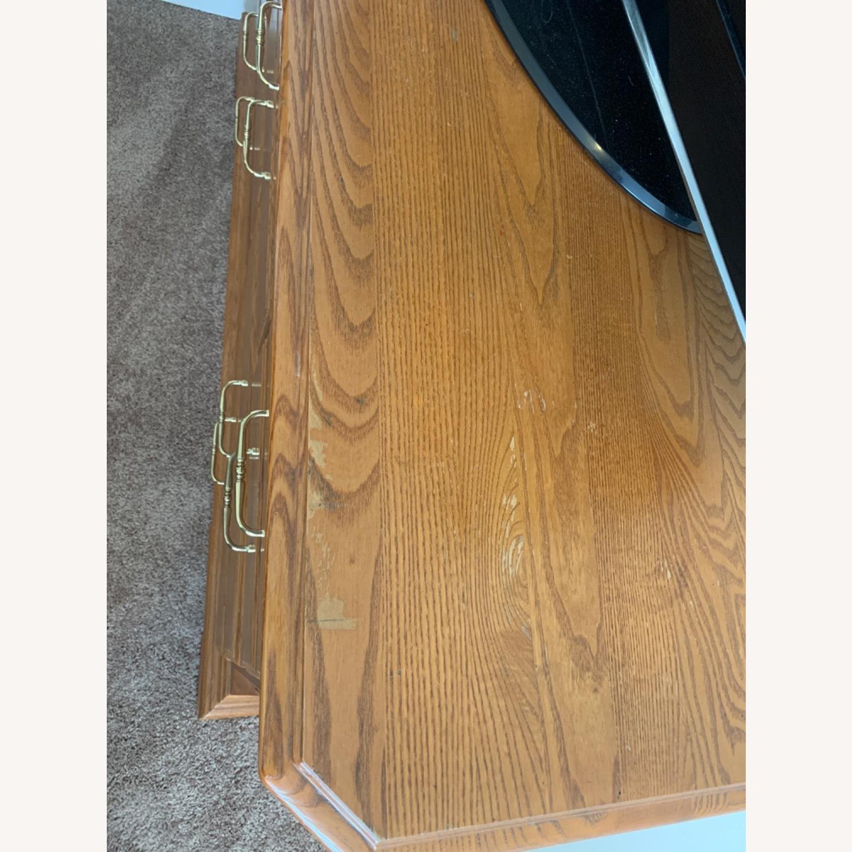 Sturdy Light Brown Dresser - image-4