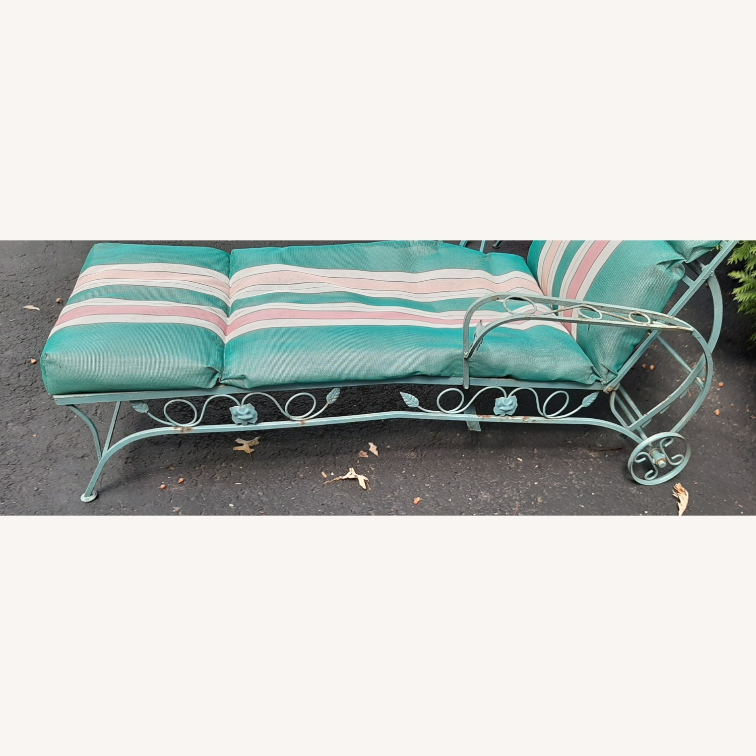 Woodard Patio Chaise Lounge - image-4