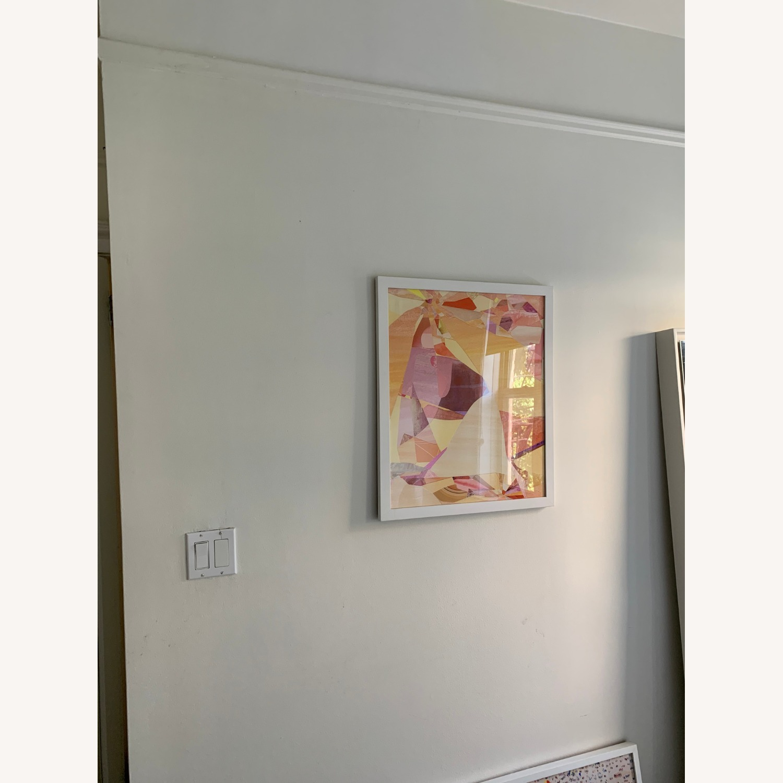 Aaron Wexler Strategic Strata Abstract Print - image-1