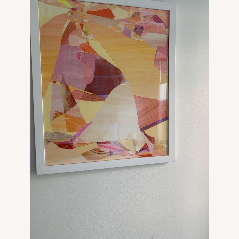 Aaron Wexler Strategic Strata Abstract Print - image-2