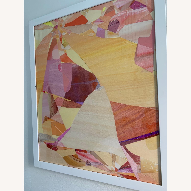 Aaron Wexler Strategic Strata Abstract Print - image-3
